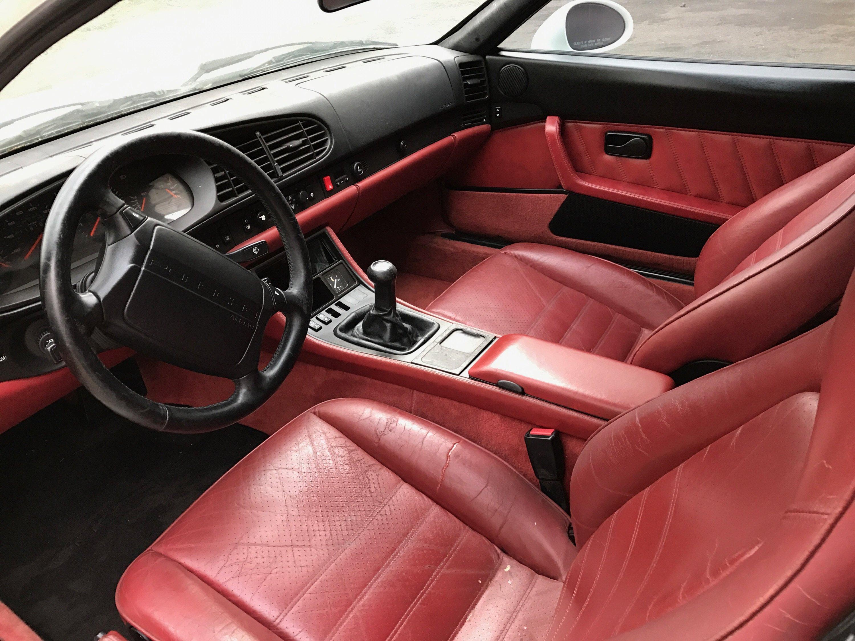 Porsche interior colors
