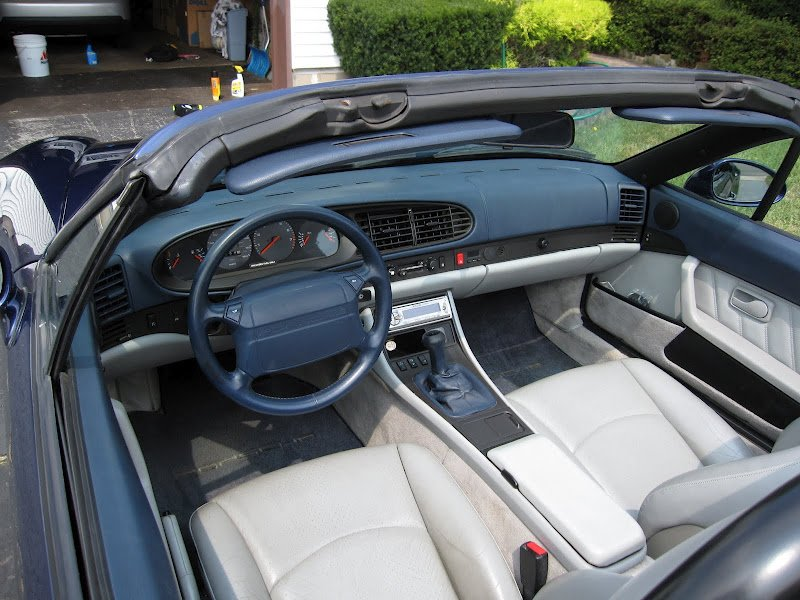 North American 968 Interiors Porsche 968 Register